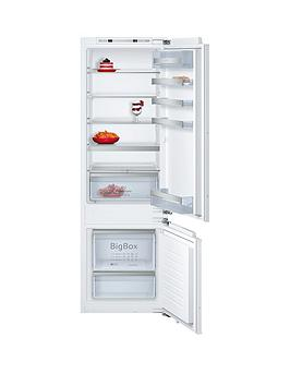 neff-ki6873f30g-55cmnbspintegrated-fridge-freezer-with-freshsense-white