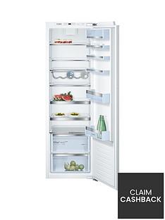bosch-serie-6nbspkir81af30g-55cmnbspintegrated-tall-fridge-with-vitafresh-white