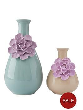set-of-2-homespun-vases