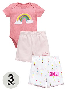 ladybird-baby-girls-3pc-bodysuit-amp-shorts-set-br