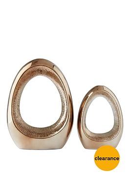 metallic-sculptures-set-of-2