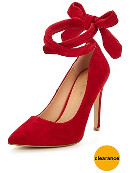 v-by-very-zoe-real-suede-soft-wrapped-heeled-shoe-red