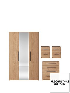 home-essentials--nbspprague-4-piece-package-3-door-mirrored-wardrobe-4-drawer-chest-and-2-bedside-cabinets