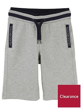 boss-fleece-jogger-short