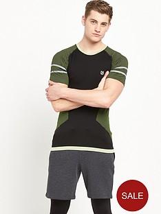 river-island-ri-active-ss-seamless-t-shirt