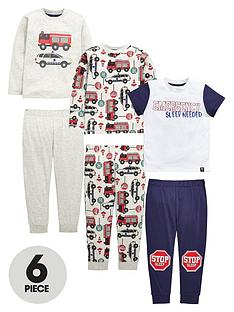 mini-v-by-very-toddler-boys-emergency-services-pyjamas-6-piece
