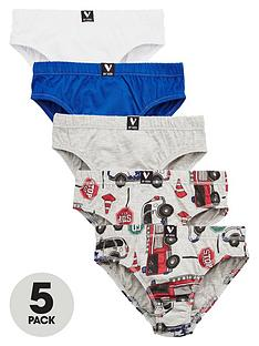 mini-v-by-very-toddler-boys-emergency-services-5pk-briefs