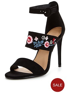 v-by-very-bloom-embroidered-strap-heeled-sandal