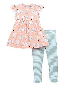 mini-v-by-very-girls-jersey-swan-dress-amp-legging-set