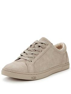 ugg-karine-snake-lace-up-plimsoll