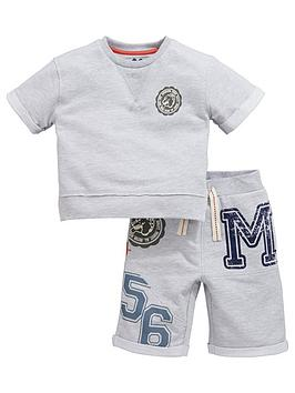 mini-v-by-very-boys-short-sleeve-sweat-top-and-shorts