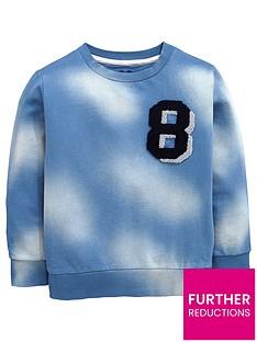 mini-v-by-very-toddler-boys-spray-effect-crew-sweat-top