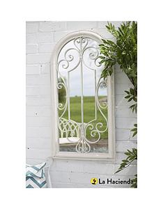 la-hacienda-scroll-arch-garden-mirror