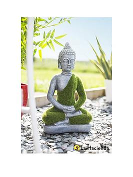la-hacienda-small-flocked-buddha