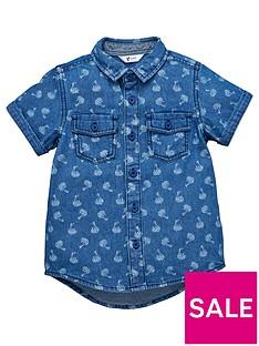 mini-v-by-very-toddler-boys-acid-wash-printed-denim-shirt