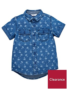 mini-v-by-very-toddler-boys-acid-wash-printed-denim-shirt