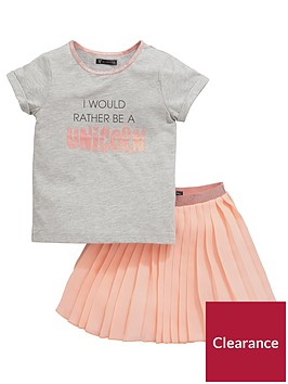 mini-v-by-very-girls-pleated-skirt-amp-unicorn-tee-outfit