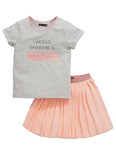 mini-v-by-very-toddler-girls-pleated-skirt-amp-unicorn-tee-set