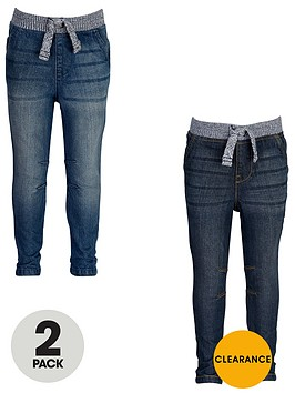 mini-v-by-very-toddler-boys-ribbed-waist-jeans-2-pack