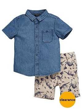 mini-v-by-very-boys-denim-shirt-and-dino-printed-shorts