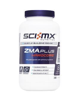 Sci-Mx Zma Plus Hardcore 120 Caps
