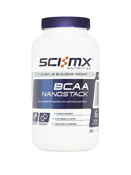 Sci-Mx Bcaa Nanostack 120 Caps
