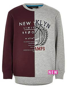 river-island-boys-colour-block-ny-sweatshirt