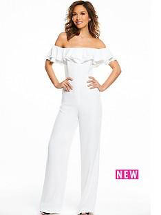 myleene-klass-ruffle-jumpsuit-ndash-white