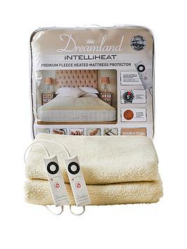 dreamland-intelliheat-premium-fleece-mattress-protector