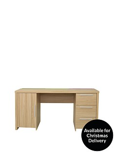 perth-1-door-3-drawer-desk