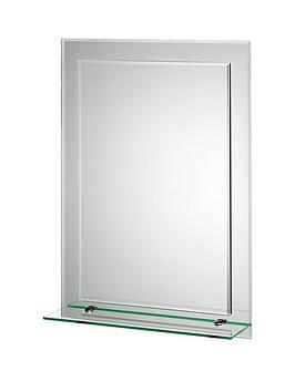 croydex-devoke-double-layer-bathroom-mirror-with-shelf