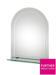 croydex-fairfield-arch-mirror-with-shelf