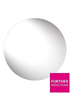 croydex-simpson-round-mirror