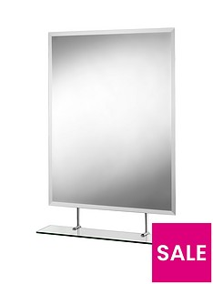 croydex-helton-rectangular-mirror-with-under-shelf