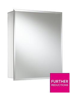 croydex-winster-single-door-ready-assembled-mirrored-cabinet