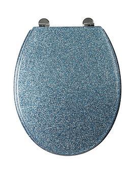 croydex-glitter-toilet-seat-in-blue