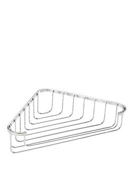 croydex-small-rust-free-corner-shower-basket