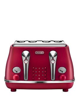 delonghi-elements-toaster-red