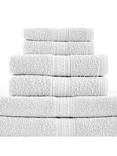 downland-6-piece-cotton-towel-bale-450gm