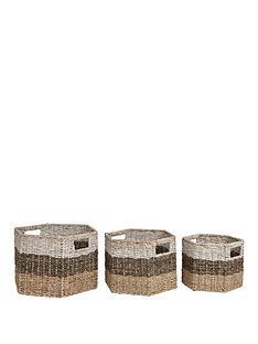 hexagon-storage-baskets-set-of-3