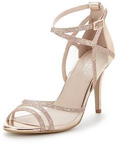 carvela-luxenbsprose-mesh-high-heeled-sandal-bronze