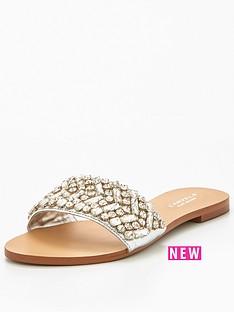 carvela-carvela-bling-jeweled-single-strap-flat-mule
