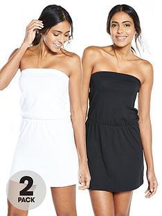 v-by-very-2pk-strapless-dress