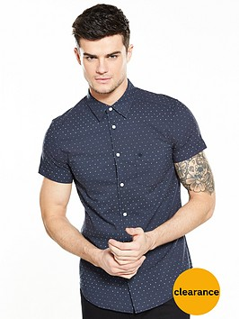 wrangler-short-sleeve-one-pocket-dobby-shirt