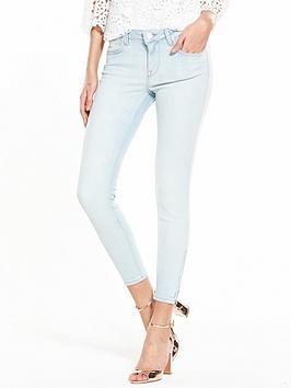 Scarlett Cropped Skinny Stretch Jean