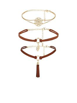 v-by-very-3-pack-faux-suede-festival-chokers