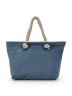 v-by-very-denim-beach-bag