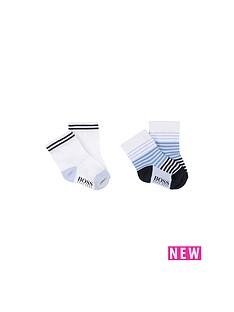 hugo-boss-2pk-baby-socks