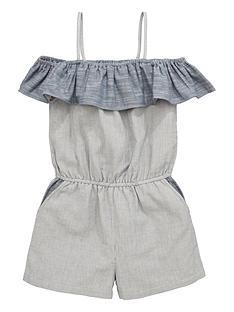 v-by-very-girls-ticking-stripe-playsuit