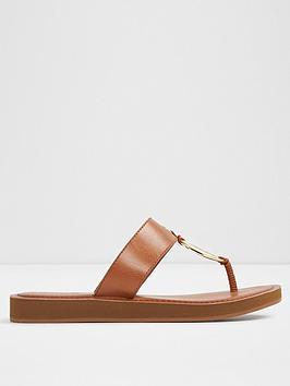 aldo-zoanna-embellished-thong-sandal